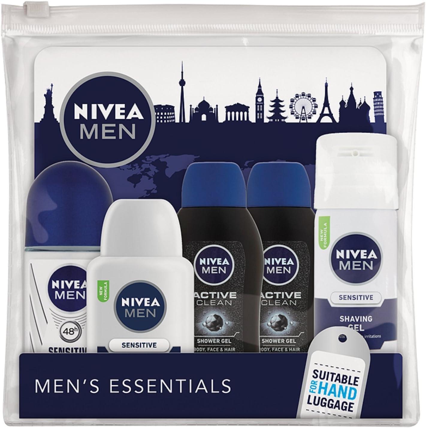 Nivea Essentials - Set de Viaje para Hombres: Amazon.es: Belleza