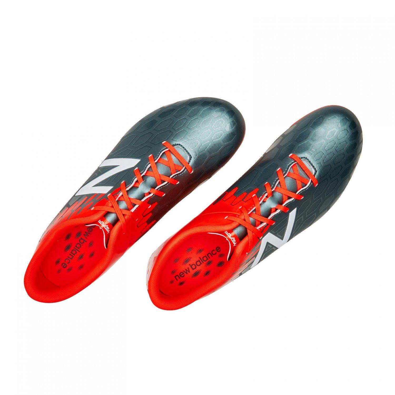 5da4170a845 Amazon.com   New Balance Visaro 2.0 Control FG Football Boots - Adult -  Tornado Alpha Orange - UK Shoe Size 10   Sports   Outdoors