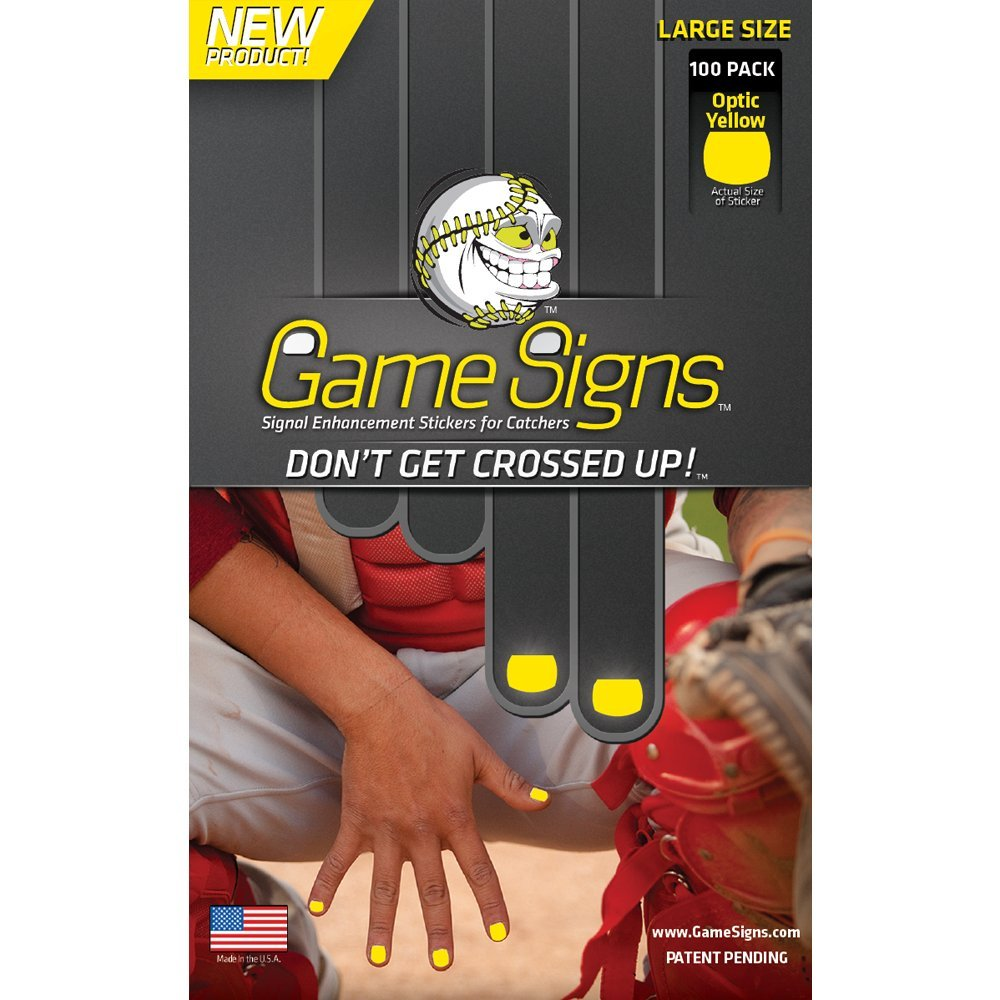 amazon com game signs catcher signal enhancement stickers large