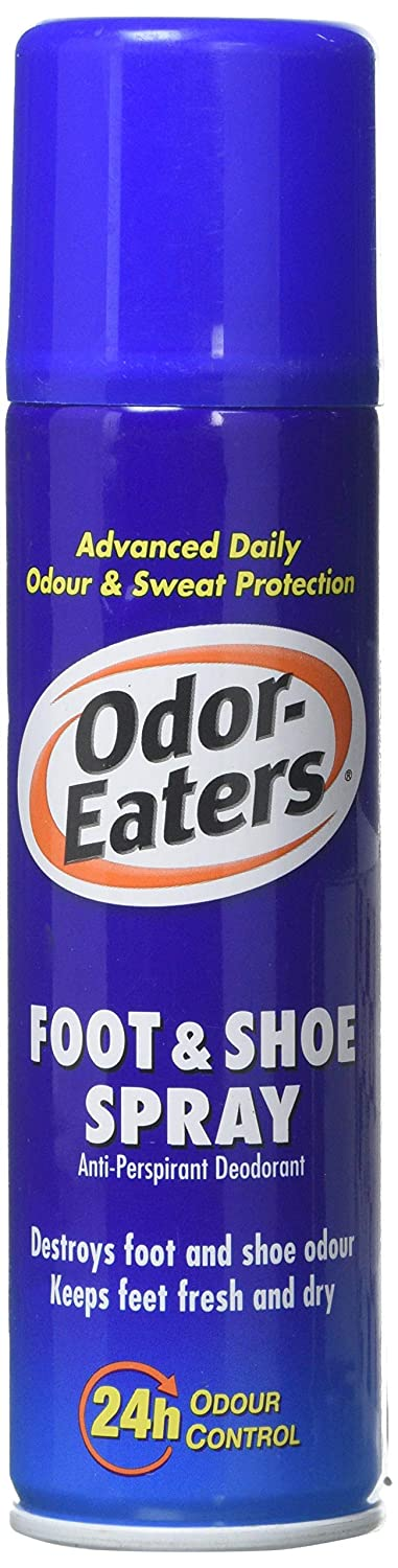 Odor-eaters Foot and Shoe Spray, Pack of 6 2938231.0