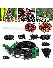 Pflanzzubehör Sonnig Diy 40m Automatisch Bewässerungssystem Micro Drip Bewässerung Gartenpflanze De Garten & Terrasse