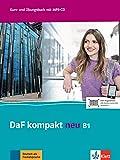 DaF kompakt neu B1 : Kurs- une Übungsbuch (1CD audio MP3)