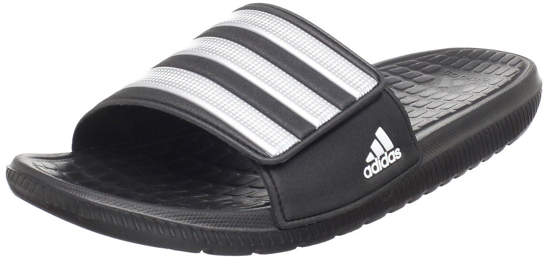 adidas sandals men black