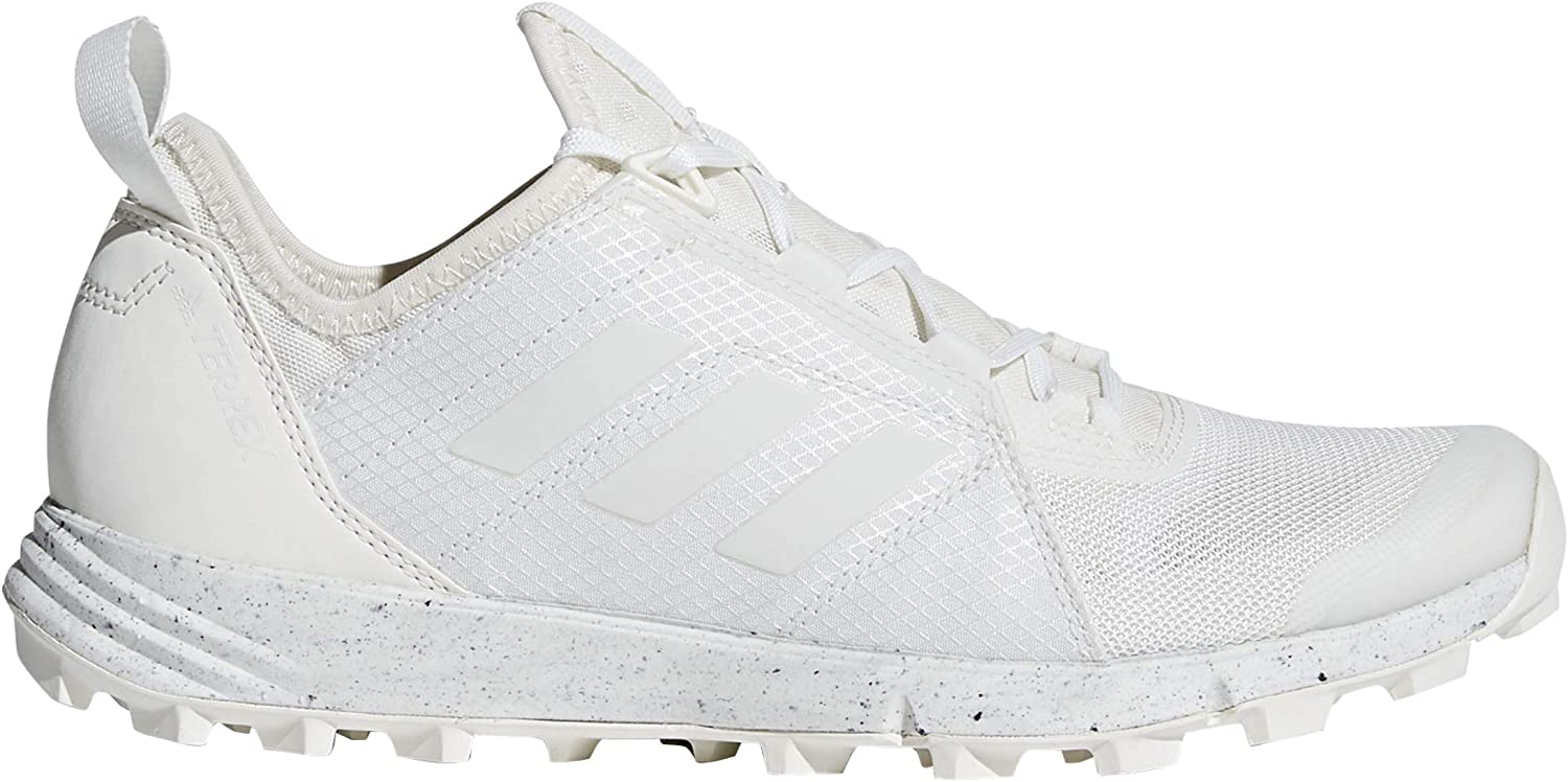 adidas outdoor Terrex Agravic Speed Shoe – Women s Non-Dyed White Chalk White 10