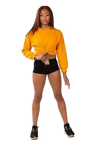 Stashitware Women's Secret Pocket Underwear Boy Brief Cotton Spandex