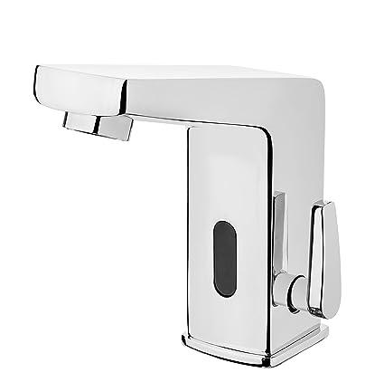 Deante Sensor grifo Sensor Gastro o Público – Grifo para lavabo monomando grifo grifos grifo lavabo