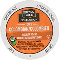 24-Count Brown Gold 100% Columbian Coffee