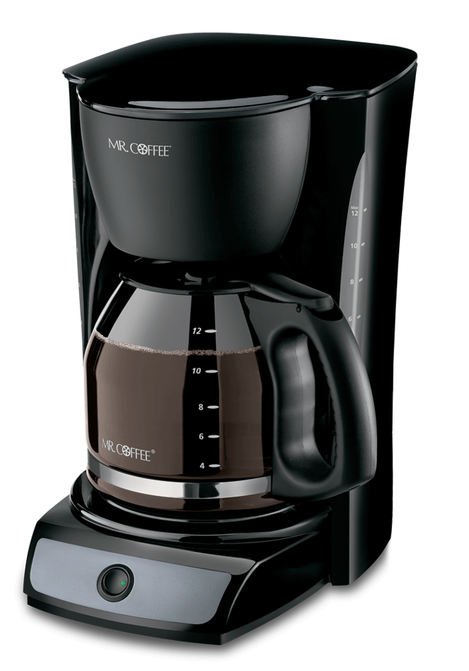 Amazon.com: Mr. Coffee CG13 12-Cup Switch Coffeemaker, Black: Drip Coffeemakers: Kitchen & Dining
