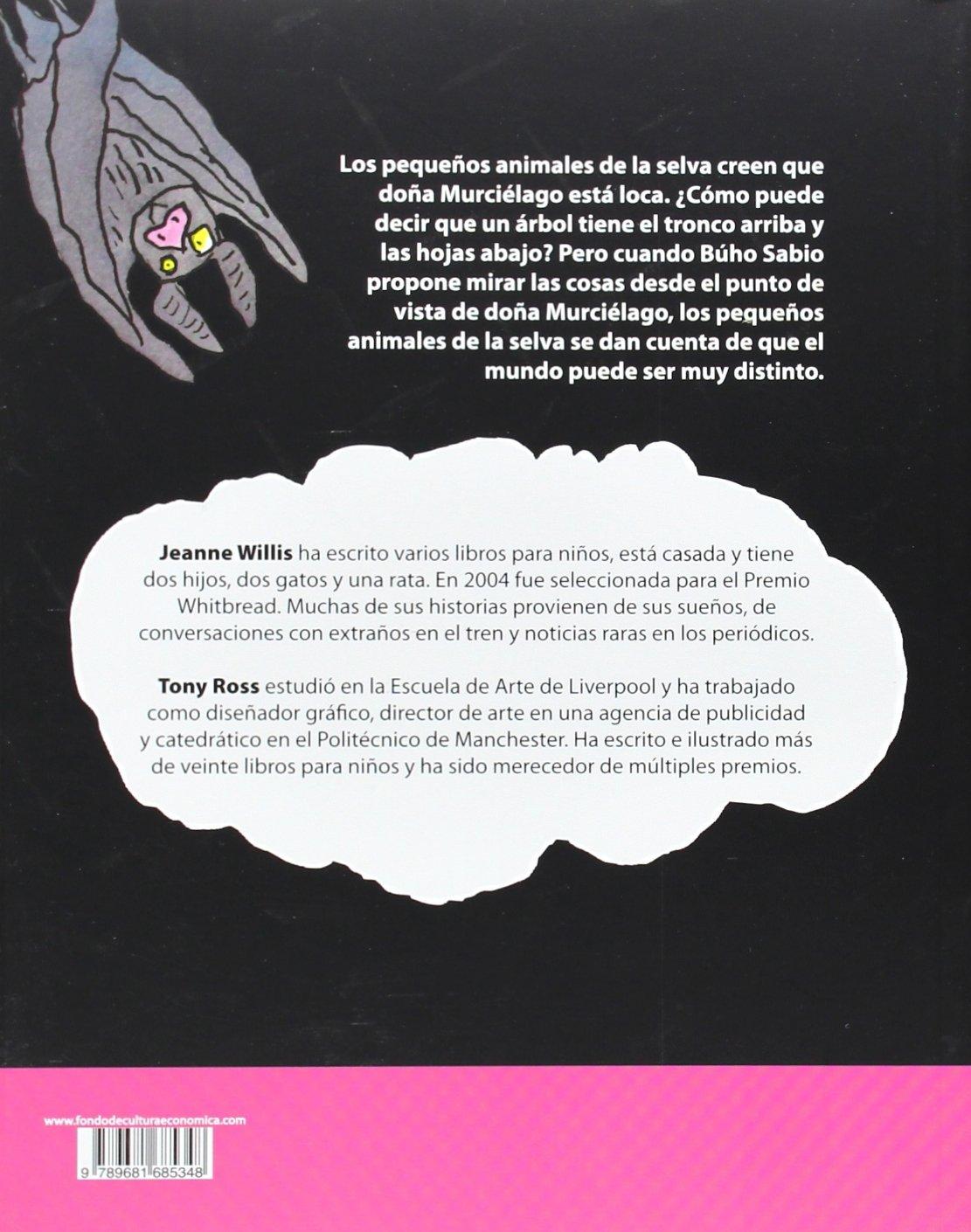 Amazon.com: ¡Ves al revés! (Primerisimos) (Spanish Edition) (9789681685348): Willis Jeanne: Books