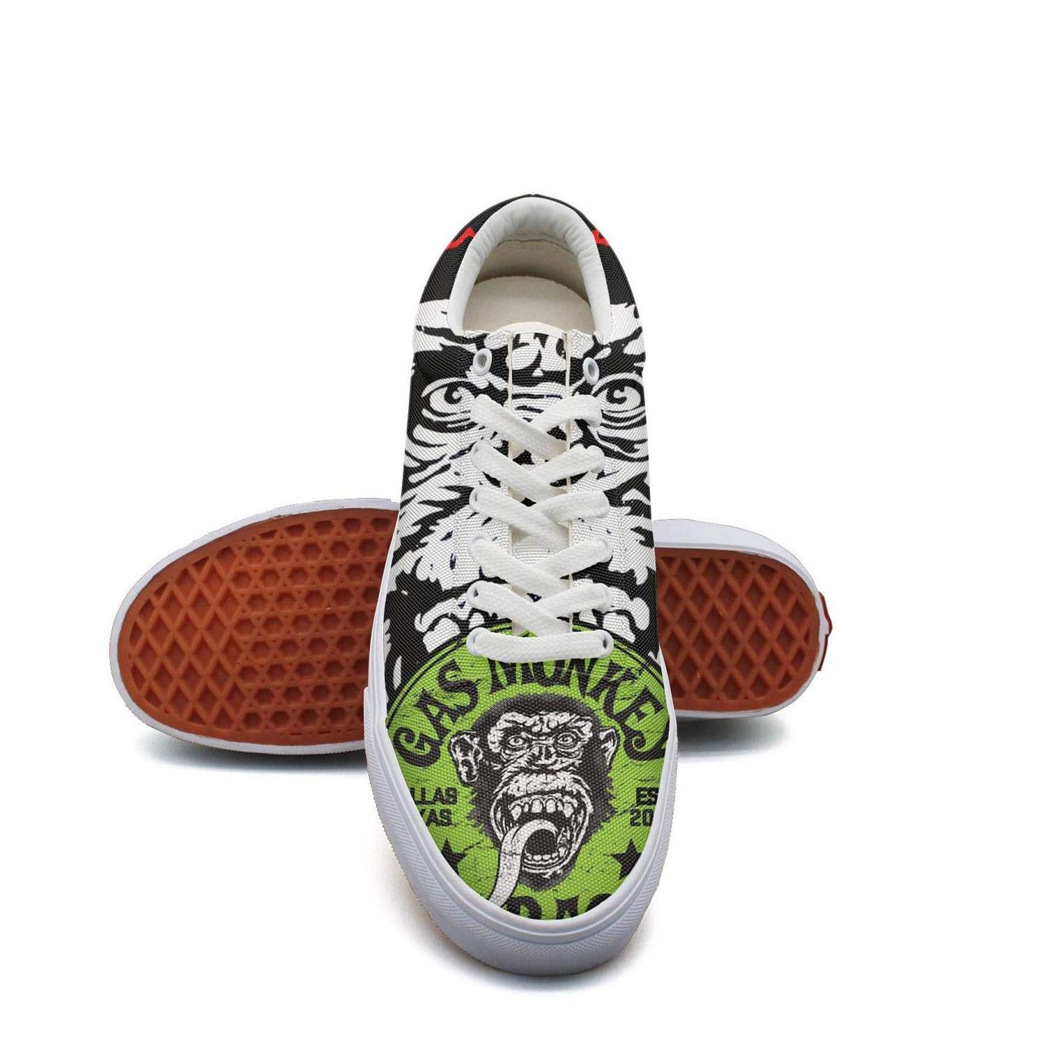 On Running Shoes NUMJ KALL Gym Shoes for Mens Quick-Drying Gas-Monkey-Garage-Logo