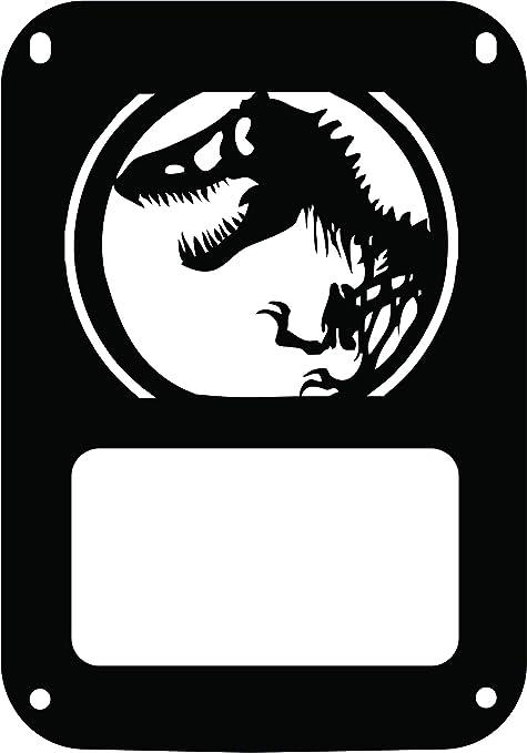 Amazon Com Jeeptails Tyrannosaurus Rex Design