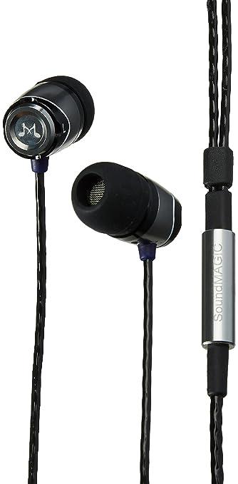 Review SoundMAGIC E10 Noise Isolating