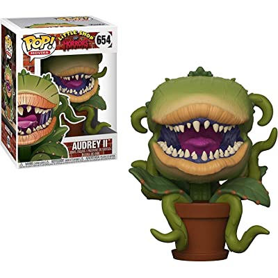 Funko Pop Movies: Little Shop of Horrors - Audrey Ii (Styles May Vary) Collectible Figure, Multicolor: Toys & Games