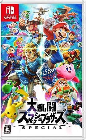 Nintendo Super Smash Hermanos Especial - Interruptor: Amazon.es ...