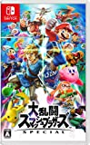 Dairantou Smash Bros Special NINTENDO SWITCH REGION FREE JAPANESE VERSION