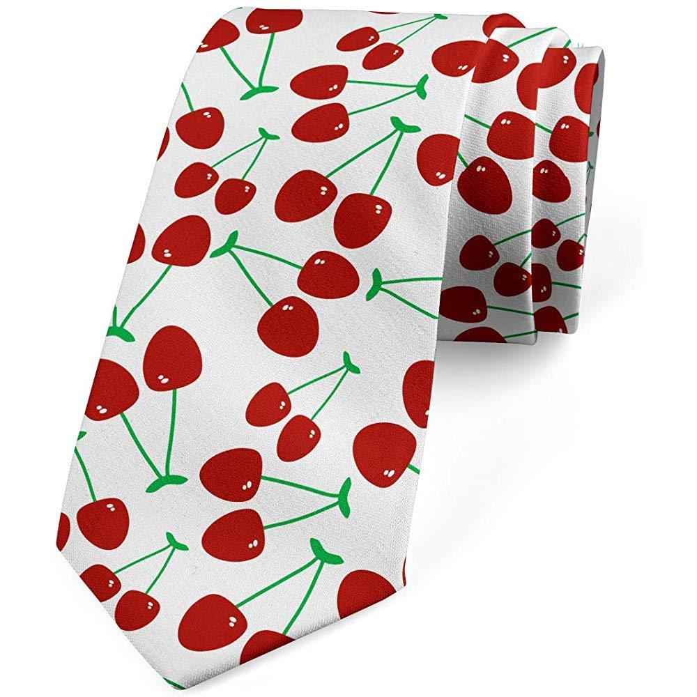 Corbata, Formas de frutas orgánicas saludables, Ruby Green White ...