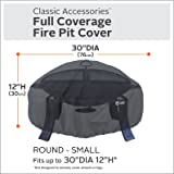 Classic Accessories Round Fire Pit