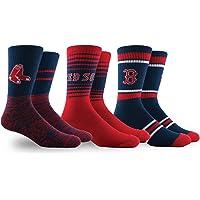 PKWY by Stance Unisex Baseball Team 3-Pack Socks
