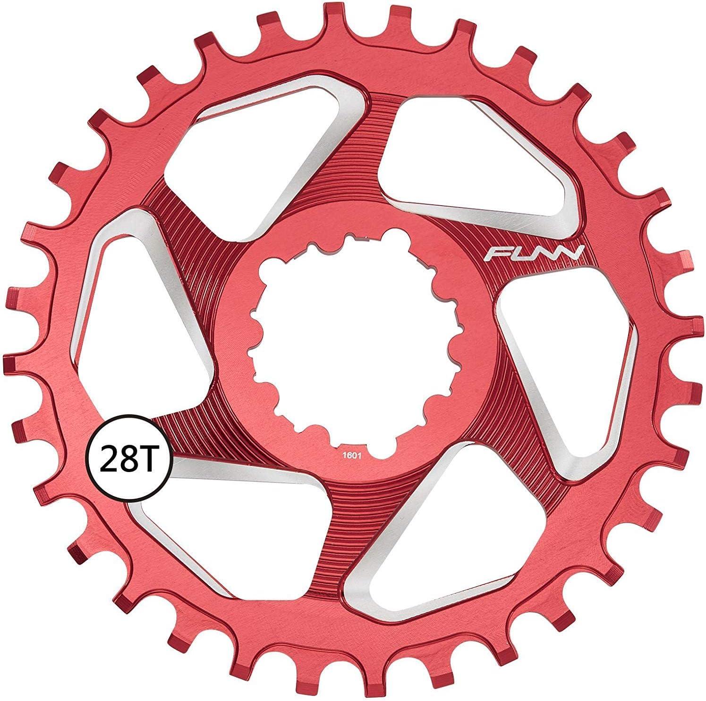 SRAM X-Sync Steel 28T Direct Mount 1x 11-Speed MTB Bike Chainring 6mm Offset