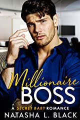 Millionaire Boss: A Secret Baby Romance (Freeman Brothers Book 1) Kindle Edition