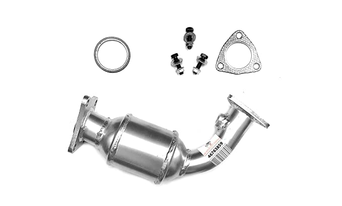 Amazon Ted Directfit Catalytic Converter Fits 20032007 Nissan Murano 35l Right Passenger Side Automotive: 2006 Nissan Murano Catalytic Converter At Woreks.co