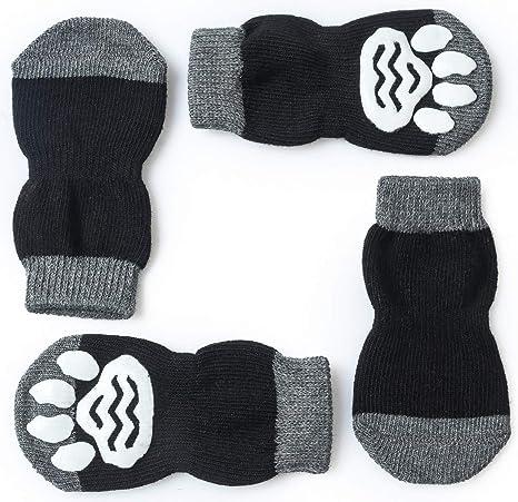 Mals Double gants de cuisine 100 /% coton Motif chiens et pattes