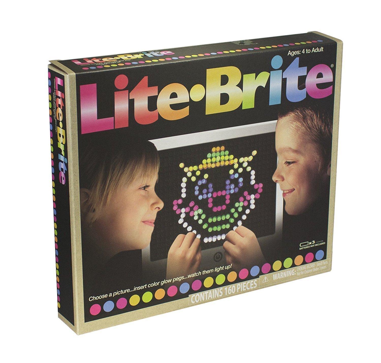 Big Game Toys~LITE BRITE Magic Light Bright Screen