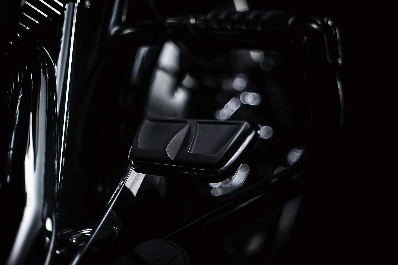 Kuryakyn 4311 Black Kinetic Brake Pedal Pad