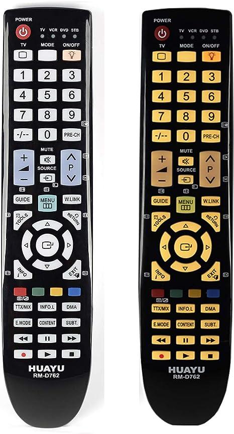 Mando a distancia para SAMSUNG tv bn59-00901a bn59-00888a bn59-00938a bn59-00940a BN59-00862A AA59-00484A: Amazon.es: Electrónica