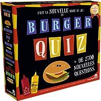 Dujardin - Burger Quizz Jouet, 01095, Multicolore