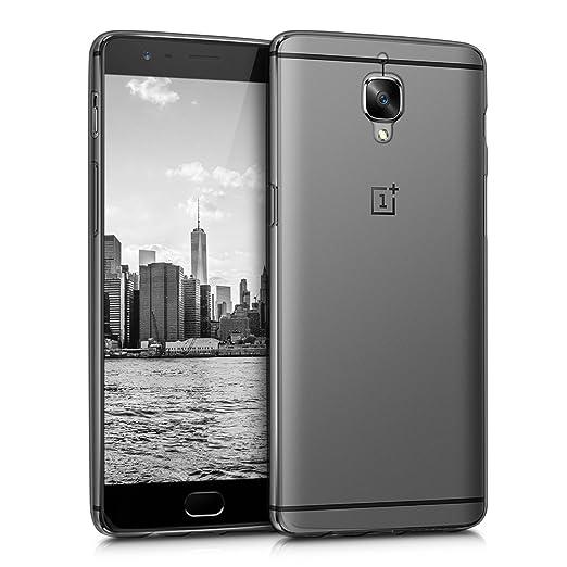 36 opinioni per kwmobile Cover per OnePlus 3 / 3T- Custodia in silicone TPU- Back case
