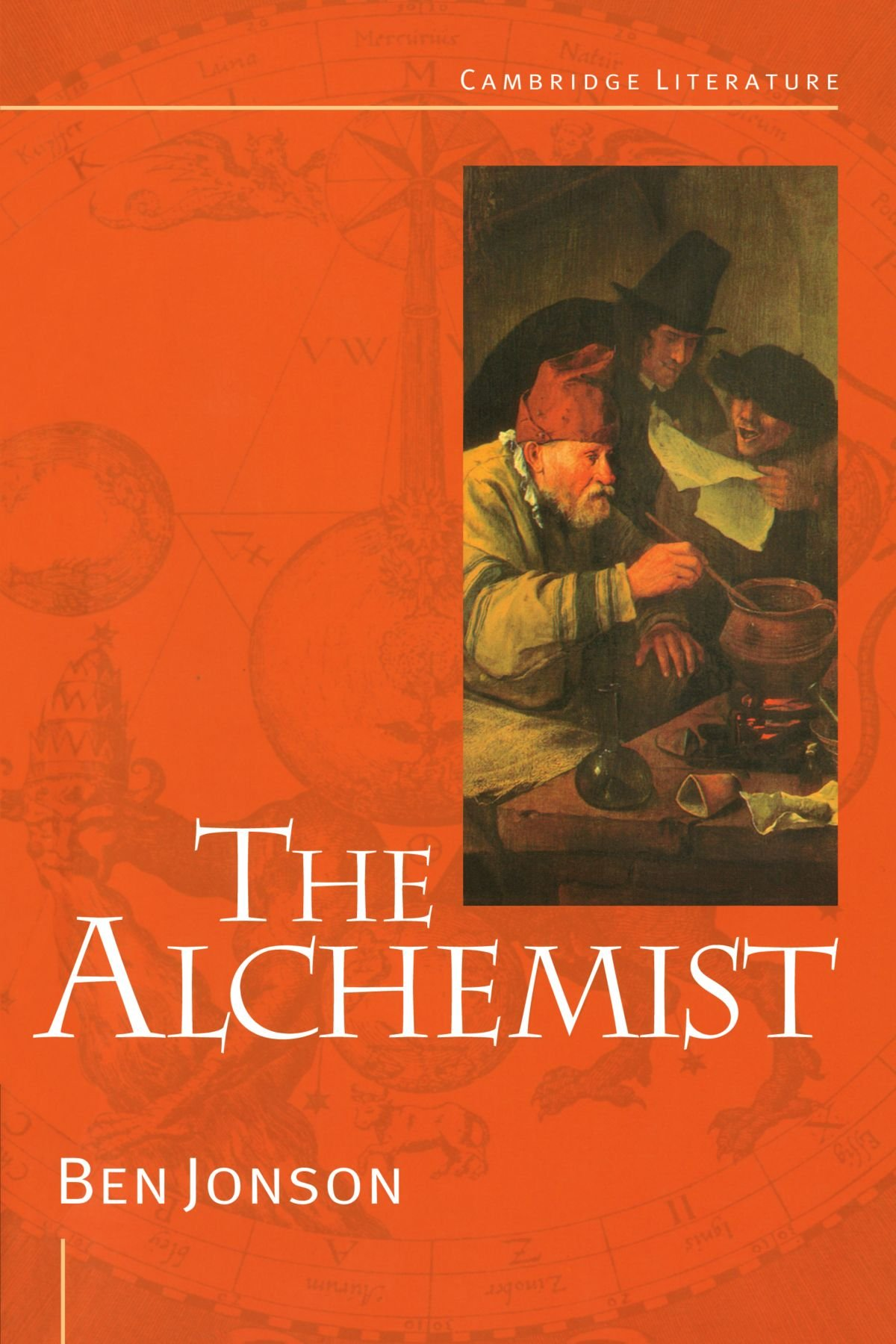 com the alchemist cambridge literature 9780521485838  com the alchemist cambridge literature 9780521485838 ben jonson brian woolland books