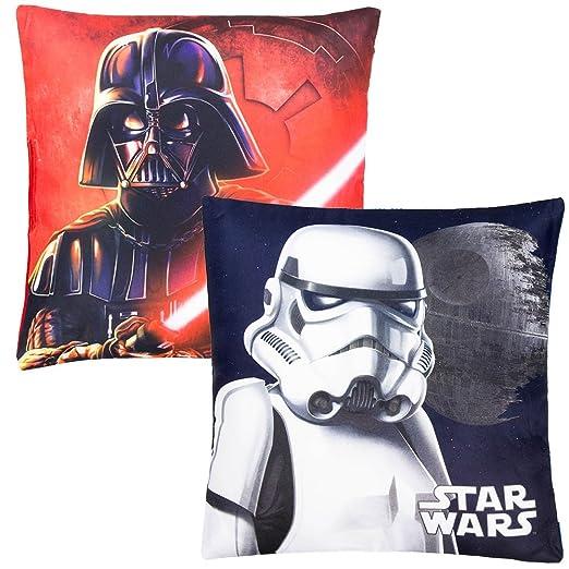Cojin cuadrado de Star Wars: Amazon.es: Hogar