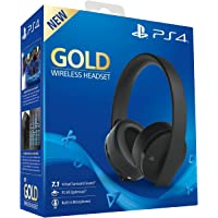 Casque PS4 sans fil - Gold Edition