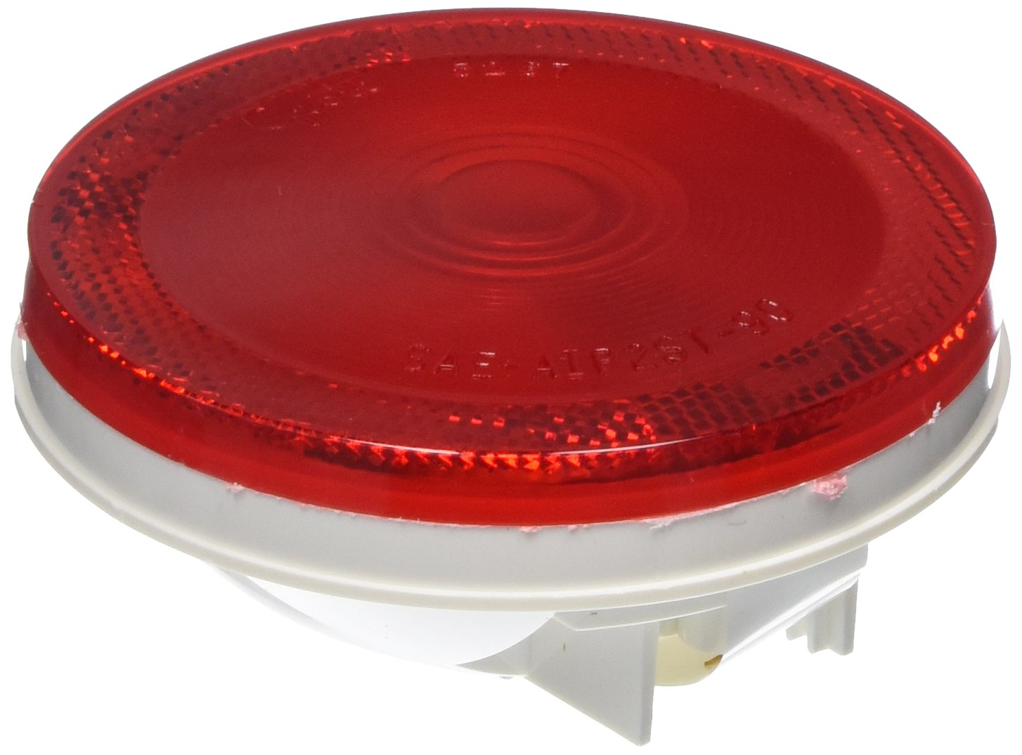 Grote 52672 Torsion Mount II 4'' Stop Tail Turn Light (Built-in Reflector Female Pin)
