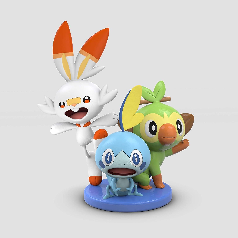 Figura Pokémon - Starter 2019