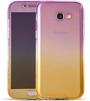 Sunroyal Galaxy A5 2017 Funda Carcasa Protectora 360 Grados | TPU ...
