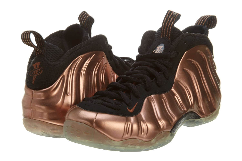 Nike Herren Air Jordan 11 Retro Turnschuhe  105|Black, Metallic Copper