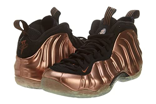 53ff1a5427d14 ... best men nike foamposite one black metallic copper 314996 081 2e7c4  e77ad