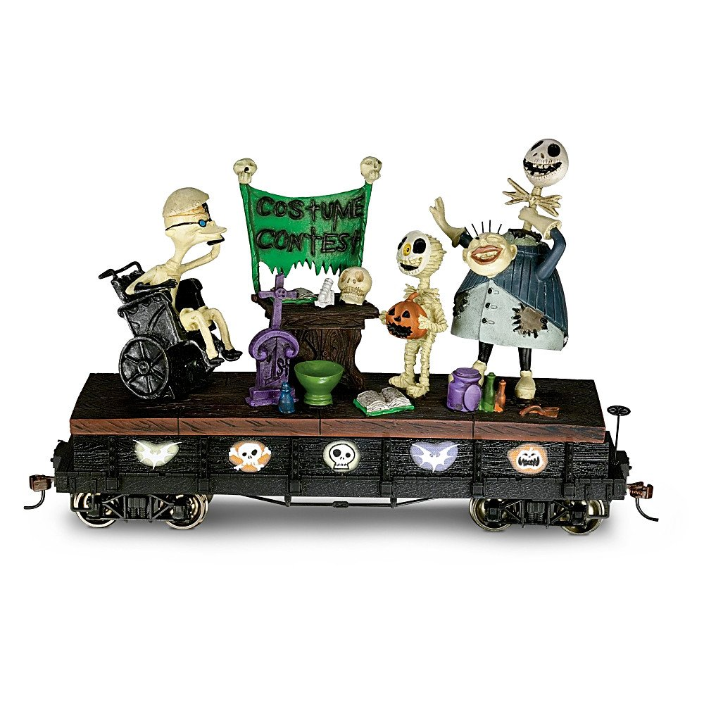 Amazon.com: The Nightmare Before Christmas Train Car: Dr ...