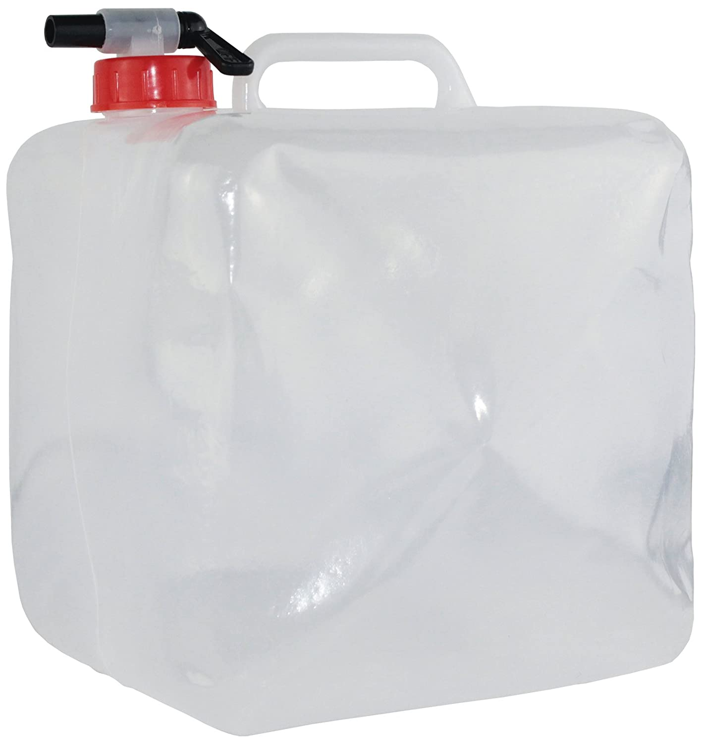 Yellowstone  Pack Away  Outdoor  Water Carrier available in Multicolore 15 Litres