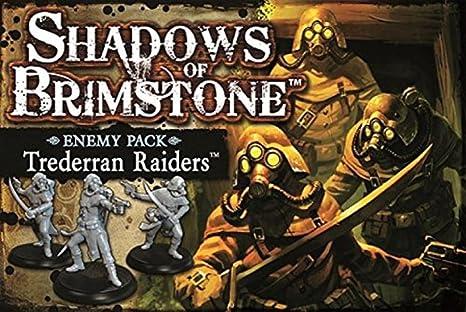 Amazon com: Shadows of Brimstone: Trederran Raiders Enemy