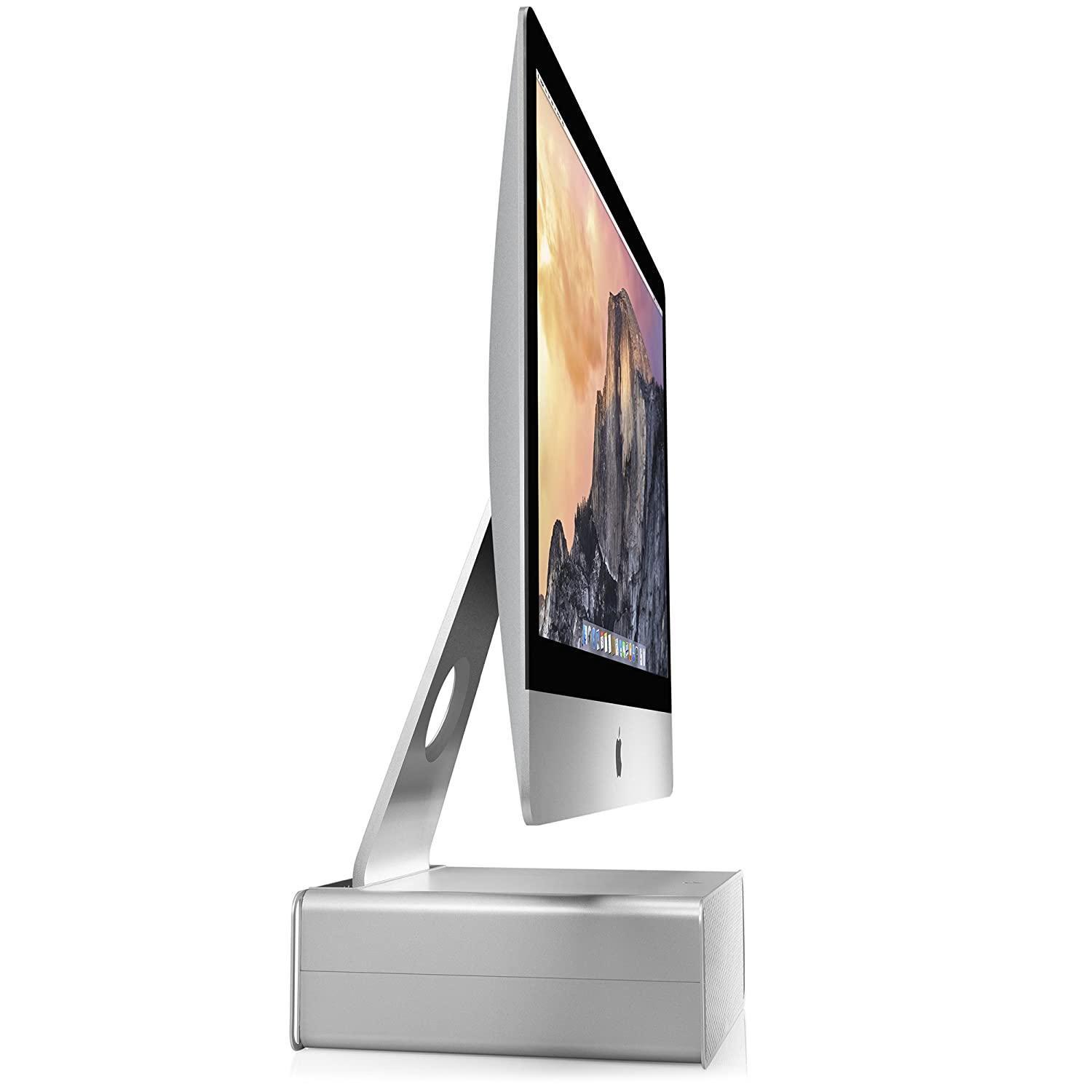 Image Gallery Imac 27 Dimensions With Stand