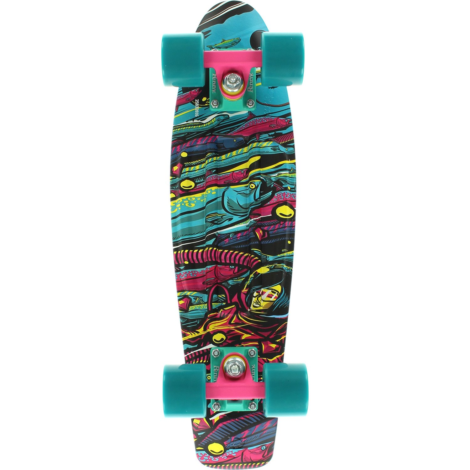 最適な価格 Penny Skateboards Sea Space by Skateboards 22 Complete 22 Skateboard - 6 x 22 by Penny Skateboards B01IHD64ZG, 売り切れ必至!:9294eedf --- a0267596.xsph.ru