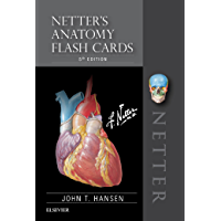 Netter's Anatomy Flash Cards E-Book (Netter Basic Science)