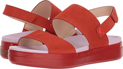 f72b24d1e16f Dr. Scholl s Women s Scout Sandal - Original Collection Paprika Suede ...