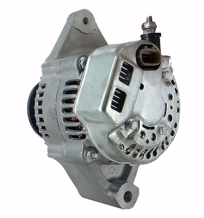amazon com alternator for toyota forklift 4y 5k engine 12 volts rh amazon com Toyota 2.2L Engine Toyota ZZ Engine
