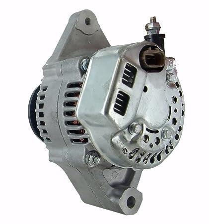 amazon com: alternator for toyota forklift 4y & 5k engine 12 volts, 50  amps: automotive