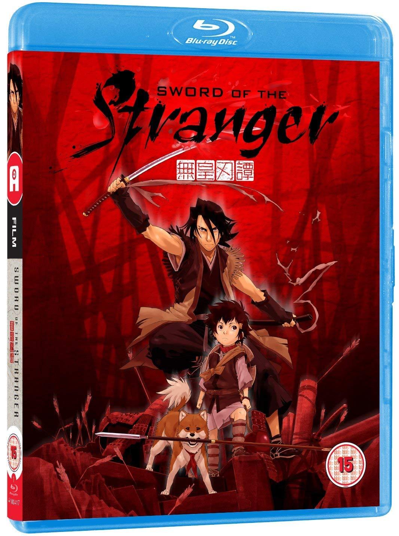 Sword of the Stranger - Standard BD Reino Unido Blu-ray ...