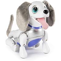 Zoomer Playful Responsive Robotic Pup Dog (White)